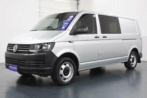 2019 Volkswagen Transporter T6 MY19 TDI 400 LWB High 4MOTION Silver 7 Speed Auto Direct Shift Van