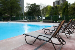 Three Bedroom Suites York Mills and Leslie for Rent - 750...