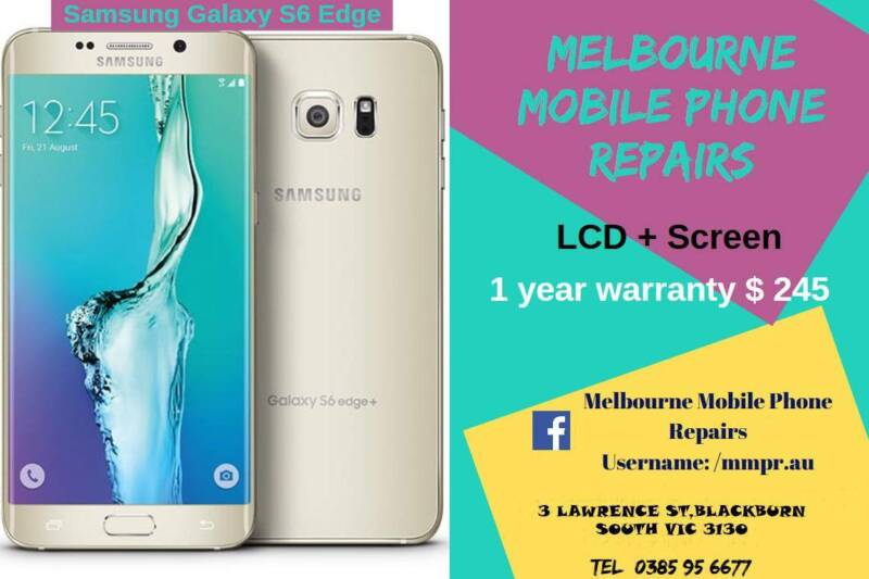 Samsung S6 Edge LCD Replacement | Android Phones