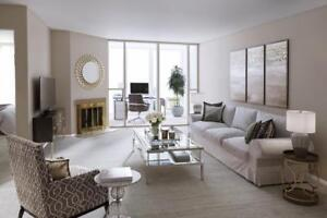 Waterford Tower - Two Bedroom Apartment for Rent