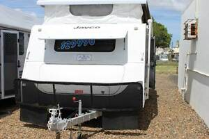 2008 Jayco Discovery 17.55-3 Bundaberg Central Bundaberg City Preview