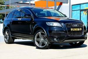 2013 Audi Q7 Wagon Wetherill Park Fairfield Area Preview