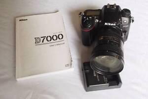 Nikon D7000 camera plus 18 - 200 lens Romaine Burnie Area Preview