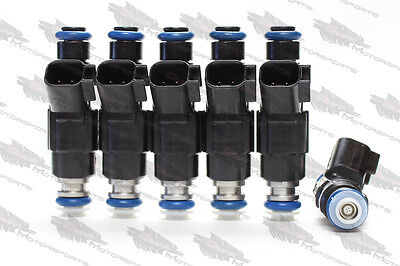 *Lifetime Warranty* 1999-2004 Jeep 4.0 Cherokee 4-Hole Upgrade Fuel Injector Set