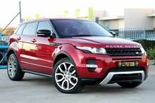 2013 Range Rover Evoque SDV4 DYNAMIC Wetherill Park Fairfield Area Preview
