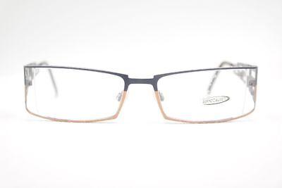 Abendzauber 4521 F6564 51[]17 136 Blau eckig Brille Brillengestell