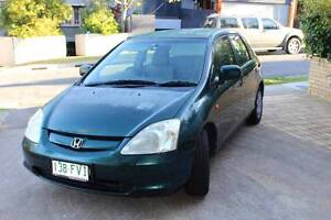 2000 Honda Civic automatic Hatchback  only 135,884 KM No REGO Fairfield Brisbane South West Preview