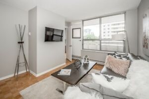 Richmond Square - Jr. Three Bedroom Apartment for Rent