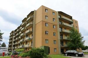 ***DELUXE*** 1 bedroom Brantford apartment for rent w/ balcony