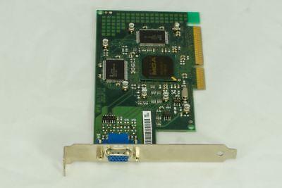 MATROX AGP VGA Video Card 790-01 REV:A  MGA-G100A-E Grafikkarte #33T - Agp Vga Video Card