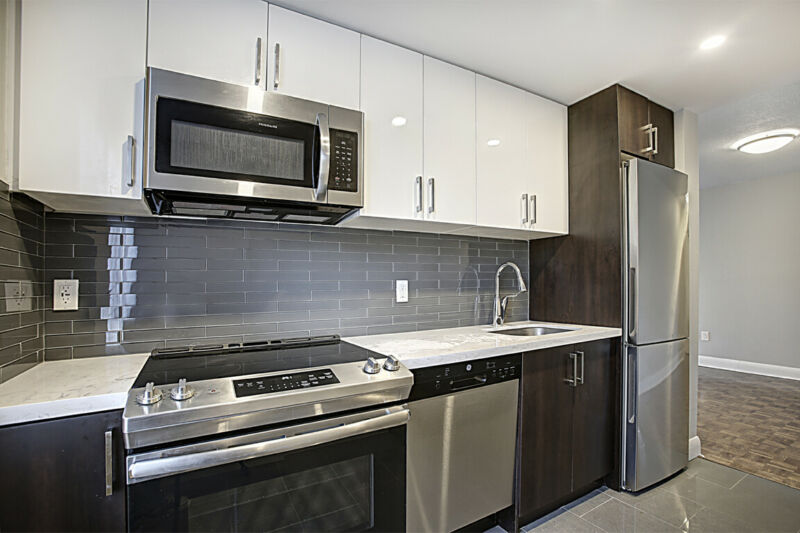 Downtown 1 Bedroom Apartment for Rent - 201 Sherbourne ...