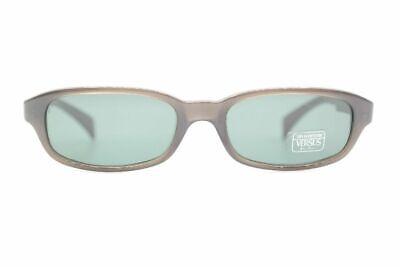 Versace Versus MOD E66/B grau eckig Sonnenbrille sunglasses Brille Neu