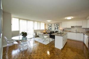 Mississauga Place - 2 Bedroom Plus  Storage Apartment for Rent