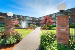 Two Bedroom For Rent at Fraser Tolmie Apartments - 1701 Cedar...