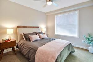 Secure, Condo Quality 1 Bedroom Apartment for Rent in Vernon