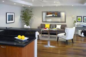 Rosewell Gardens One Bedroom + Den Apartments