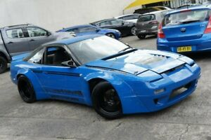 1994 Nissan 180SX S13 Blue Coupe Homebush Strathfield Area Preview