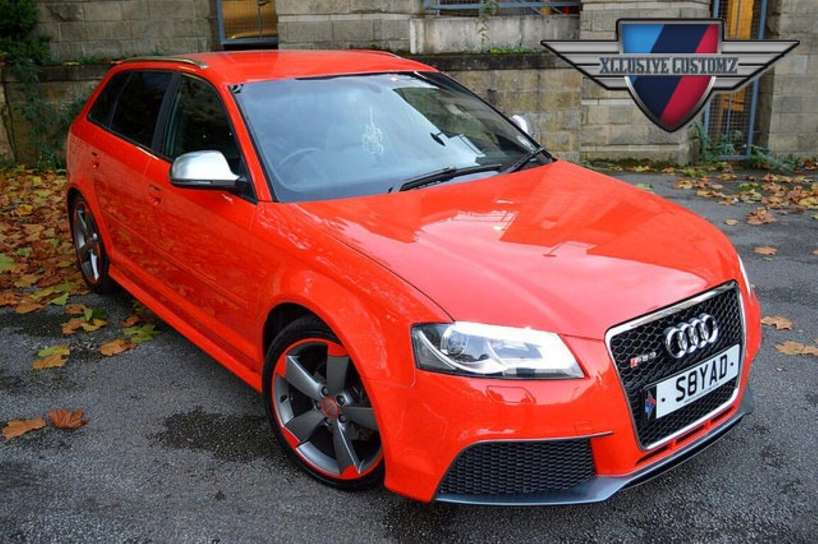 Audi A3 2005 Facelift Conversionconversion From Pre Double 2004 A8 Front Bumper Conversion Rs3 5 Door Body Kit For 8p To 2009 Tuning