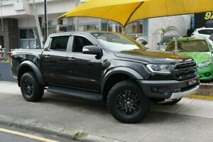 2019 Ford Ranger PX MkIII MY19.75 Raptor 2.0 (4x4) Black 10 Speed Automatic Double Cab Pick Up Homebush Strathfield Area Preview