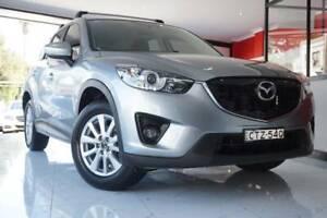 2014 Mazda CX-5 KE Series Maxx Sport Wagon 5dr SKYACTIV-Drive 6sp 2.0i Burwood Burwood Area Preview