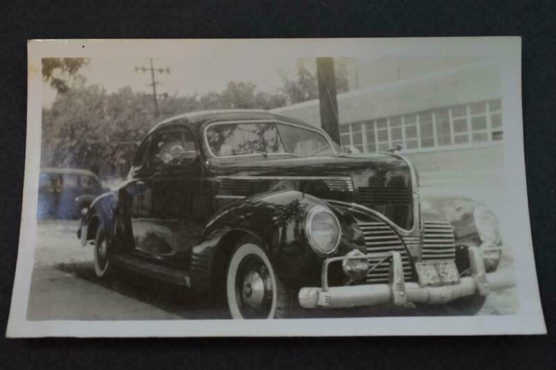 Vintage Car Photos 1939 Dodge w/ Custom Trim 952050