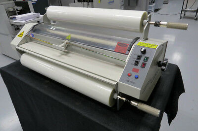 Ledco The Professor - 27 Hot Roll Laminator Gbc Fujipla Akiles