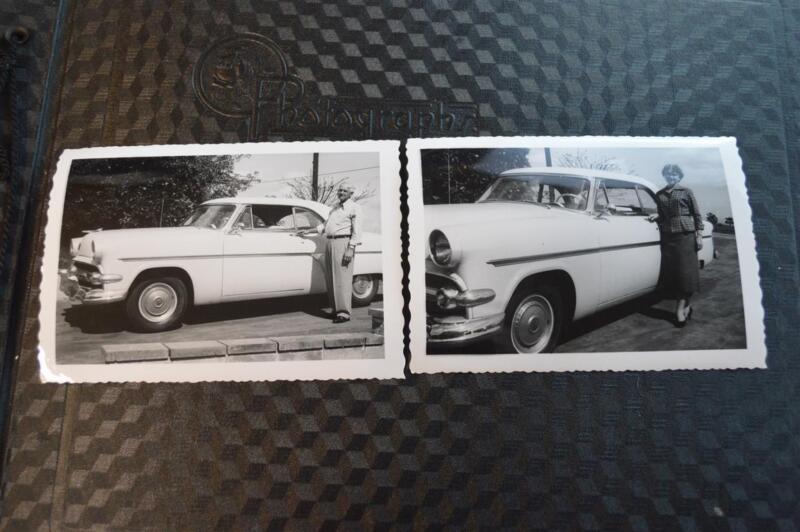 Vintage Car Photos 1954 Ford 871