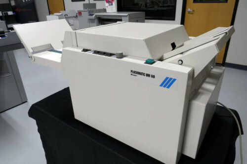 Morgana Plockmatic BM60 Booklet Maker Warranty – Duplo Horizon