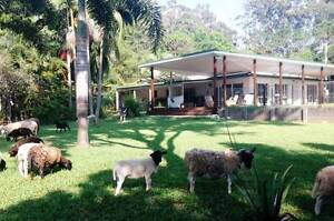 """Organic lifestyle property """"with everything"""" Kin Kin Noosa Area Preview"""