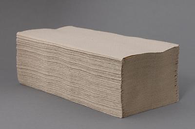 5000 Stück Einweghandtücher Einmalhandtücher 25 x 23 cm 1-lagig Z-Falz V-Falz