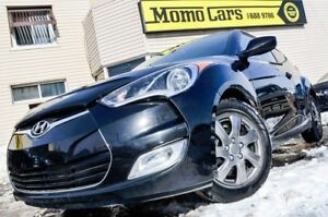 2015 Hyundai Veloster MANUAL! Cruise+3 Door! ONLY $109/bi-weekly