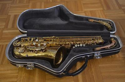 Keilwerth ST-90 Serie III Altsaxophon, nahezu neuwertig, zusätzlicher S-Bogen