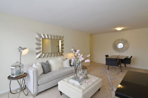 Live Downtown! Great Location! Call us today!