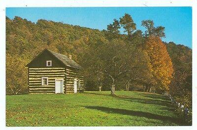 Used, McWhorter Cabin 4-H Camp, Jackson Mills, West Virginia (J-KmiscWV16 for sale  Carleton