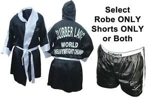 Adult-Movie-Rocky-III-Balboa-Boxing-Clubber-Lang-World-Champ-Robe-Shorts-Costume