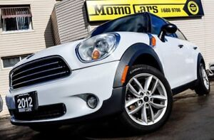 2012 MINI Cooper Countryman Htd Leather+Bluetooth+USB! ONLY $129