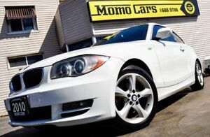 2010 BMW 1 Series 128i!WarrantyIncluded+Leather! ONLY $168/bi-we
