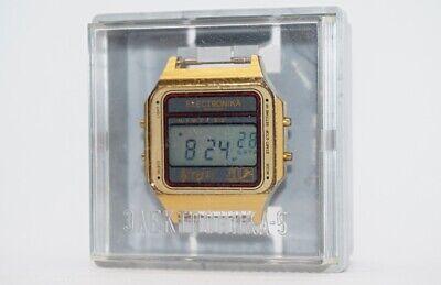 USSR Elektronika 5 (Electronika) (29367) Digital Watch Original Box