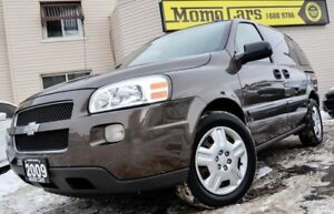 2009 Chevrolet Uplander LS! Cruise+AuxIn! ONLY $119/bi-weekly!