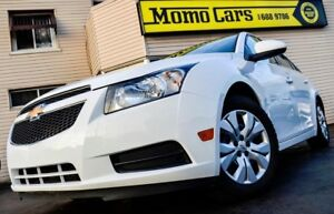2013 Chevrolet Cruze LT Turbo! USB/AuxIn+Cruise! ONLY $94/bi-wee
