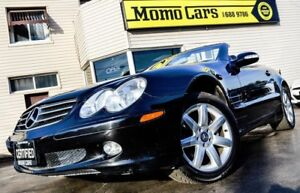 2003 Mercedes-Benz SL500 SL500! V8 5.0L Convertible Hard Top! Le