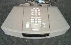 Bose Wave Radio CD Player Alarm Clock Model AWRC-1G 100% WORKING!!
