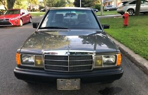 Antique 1984 Mercedes Benz