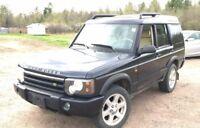 2004 Land Rover Discovery II HSE Ottawa Ottawa / Gatineau Area Preview