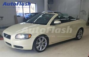 2010 Volvo C70 T5 Premium *M6 *Hard-Top-Convertible!