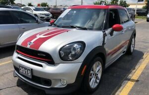 2015 Mini Cooper S John Cooper Works ALL4