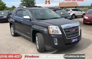 2013 GMC Terrain SLT-2 | NAV | LEATHER | ROOF | CAM