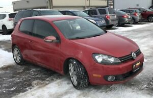 2010 Volkswagen Golf Sportline - SUNROOF - CERTIFIED