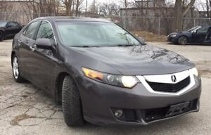 2010 Acura TSX LEATHER - SUNROOF - CERTIFIED