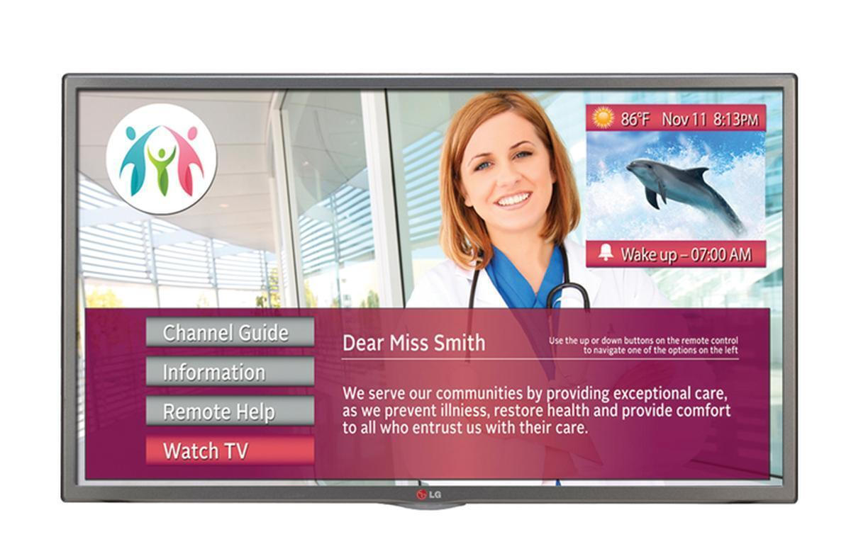 *NEW* LG ELECTRONICS 32LX570M Healthcare HDTV 32 in. LED LCD Flat Screen